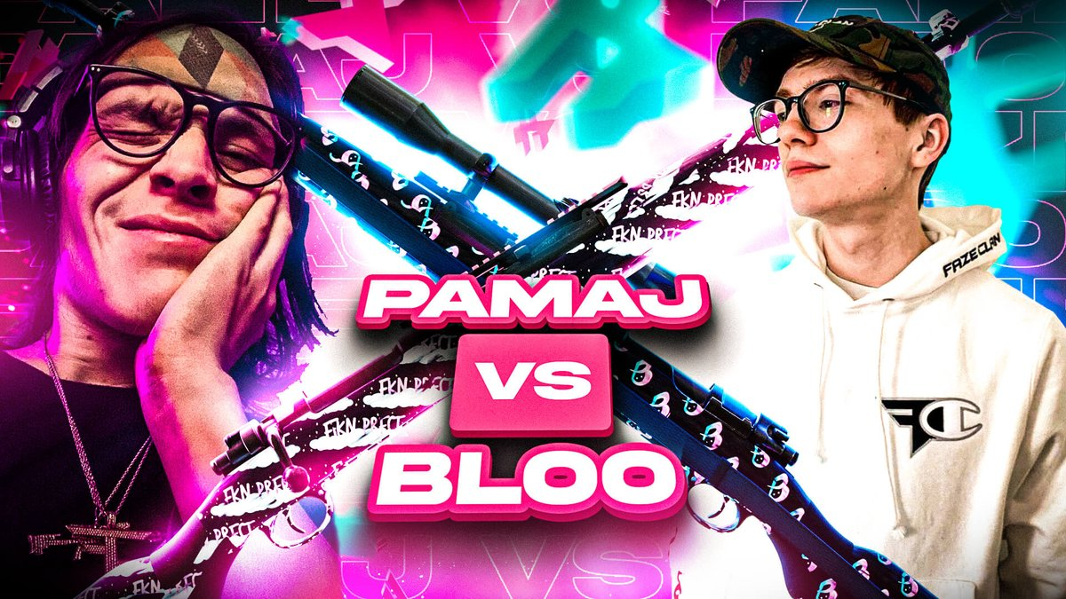 Pamaj - FaZe Pamaj vs FaZe Bloo! (Black Ops Cold War)  new video! likes and rt's appreciated <3