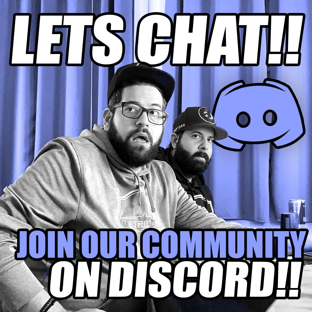 LETS TALK, JOIN US ON OUR DISCORD: https://t.co/hIuq25taU6  #Discord #JKBros #JKfam #Youtube https://t.co/aFdofcWmcy