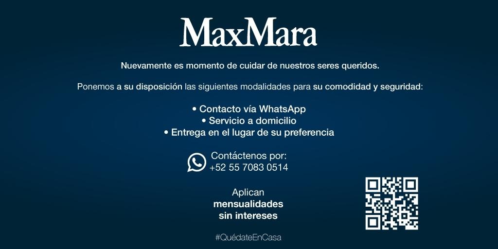 Modalidades de compra >>> #MaxMara https://t.co/4DcKk7ZFro