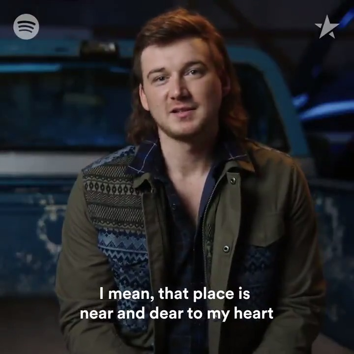.@MorganWallen dropped a double album so we could hear both sides of the man ☯️ We've got all the songs plus exclusive videos like this in his Enhanced Album right here 👉   #Dangerous