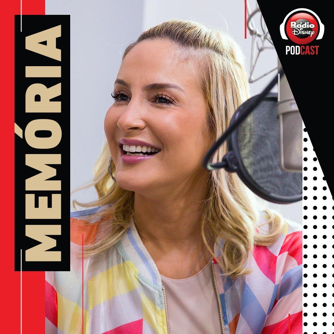 No podcast #MemóriaRádioDisney, Claudia contou curiosidades e desafios dos seus 20 anos de carreira. Ouça em  ou nas principais plataformas de áudio. | Time CL
