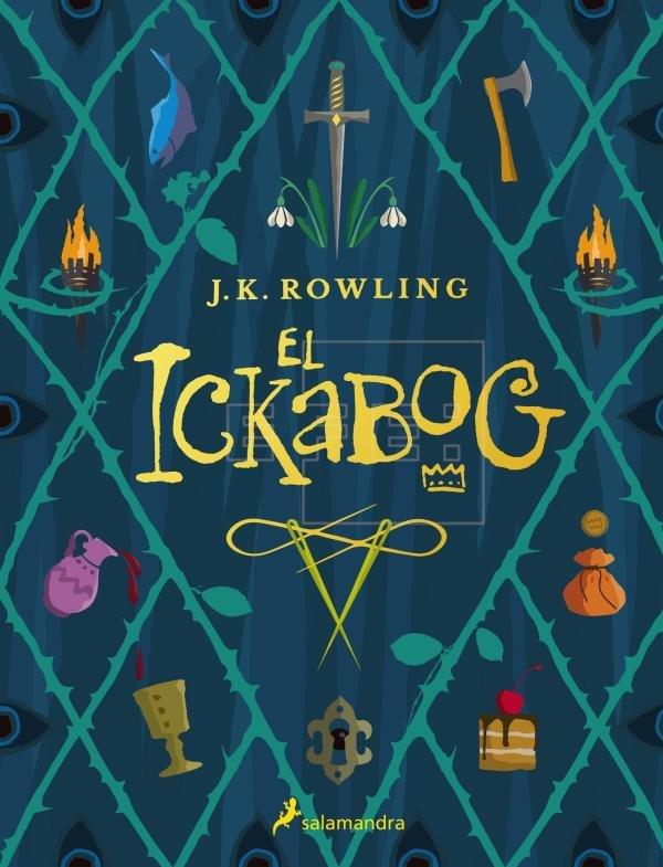 #ICKABOG #JKROWLING #lectura #libros #leetodoelaño  #Verano2021 #AñoNuevo2021