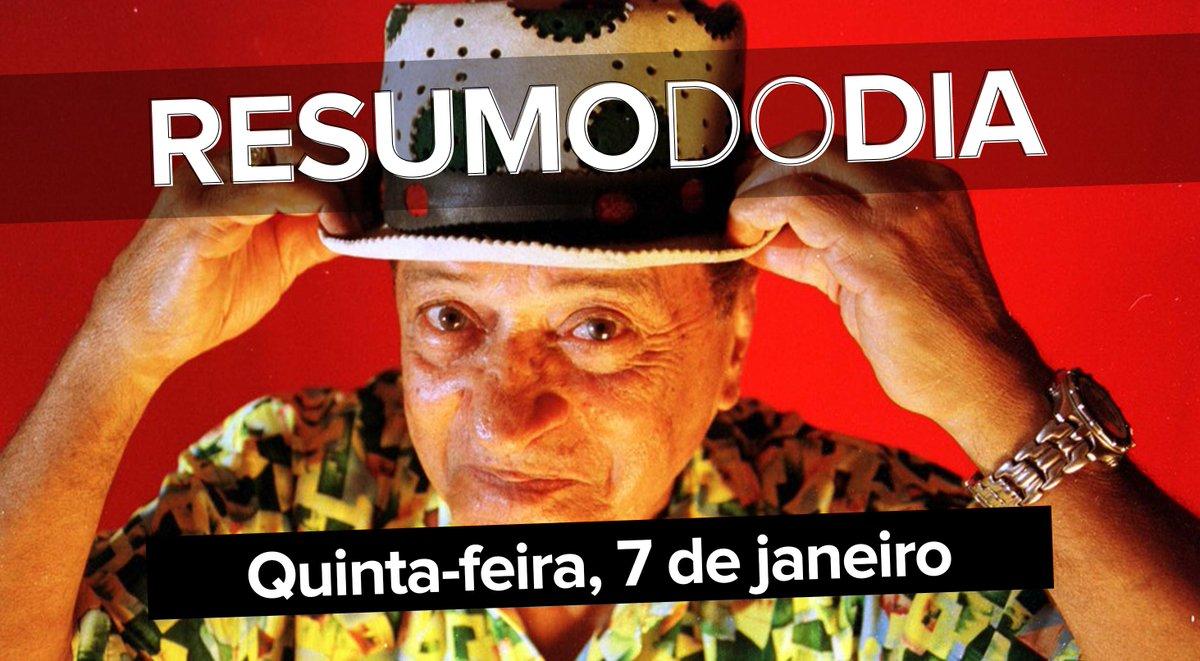 Brasil atinge 200 mil mortos pela Covid-19, Butantan divulga eficácia da CoronaVac e assina contrato com o Ministério da Saúde para fornecer doses, a pressão para afastar Trump do cargo, e o adeus a Genival Lacerda; as notícias de hoje ==>  #G1 #ResumoDoDia