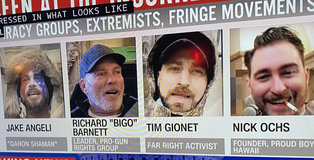 Replying to @keithellison: If you see any of these men, contact law enforcement immediately.