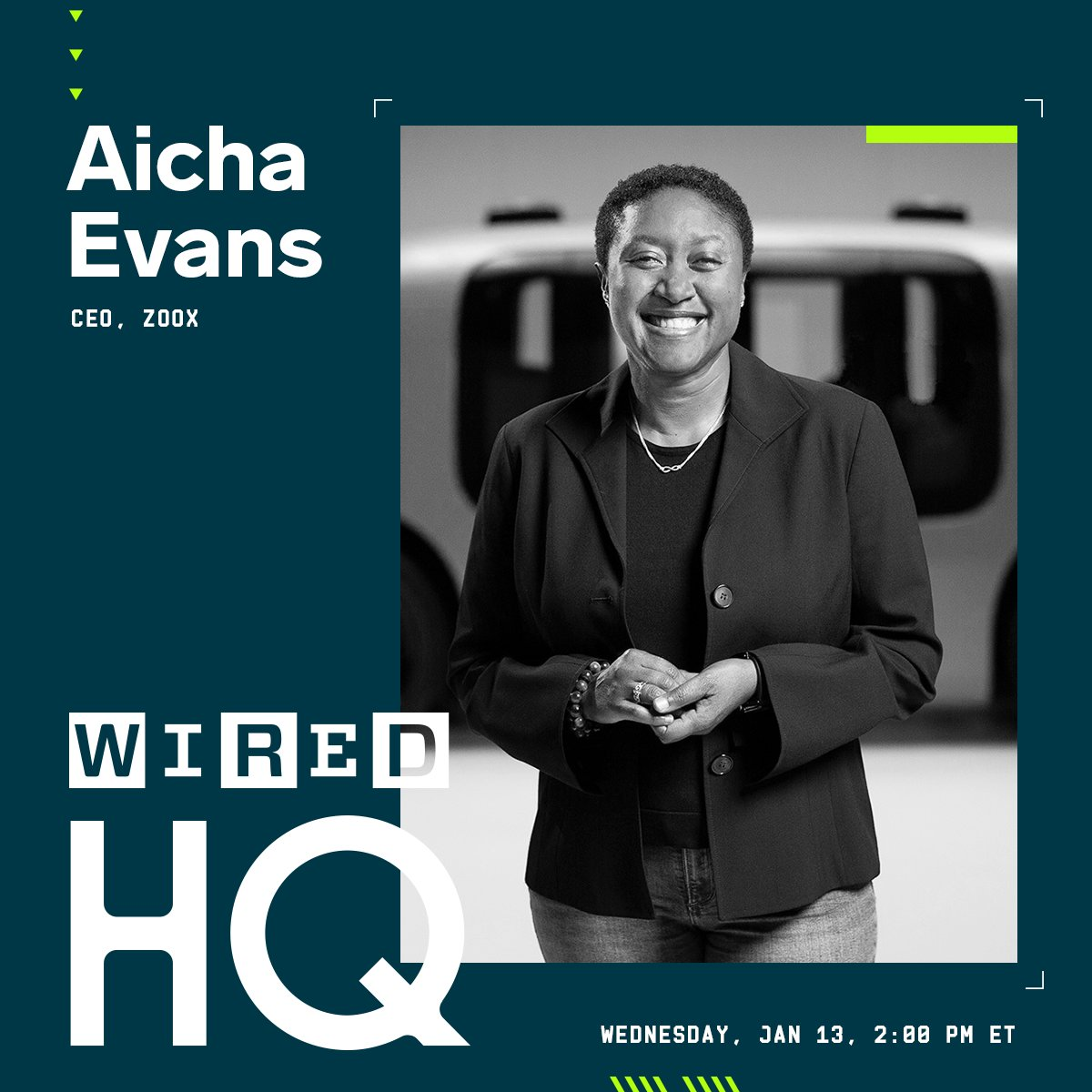 CES may look different this year, but innovation is still very much alive. Kick off 2021 with WIRED HQ, a free virtual experience featuring live keynotes and conversations about the biggest trends in tech.  It all starts Tuesday. Register here:  #WIREDHQ