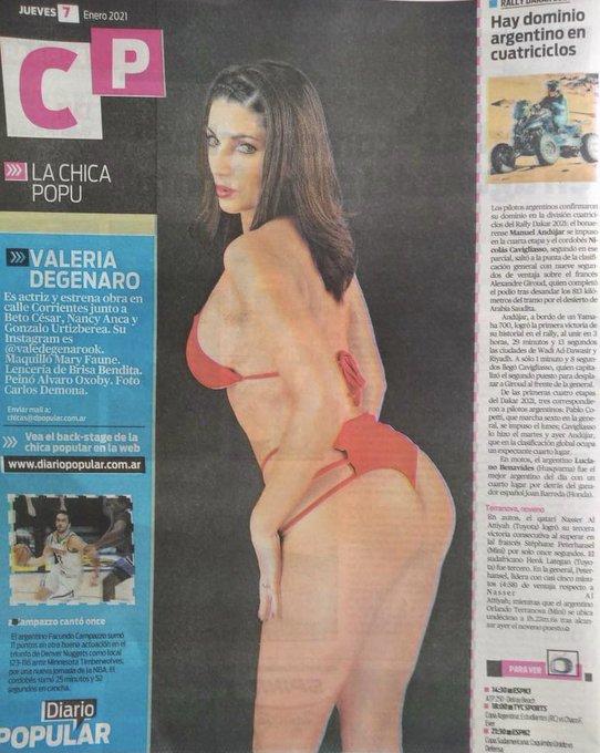 Hoy salí en @populardiario !!!! ✨👩🏻✨ https://t.co/tVOSkzoFhO