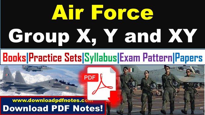 Airforce Syllabus 2021