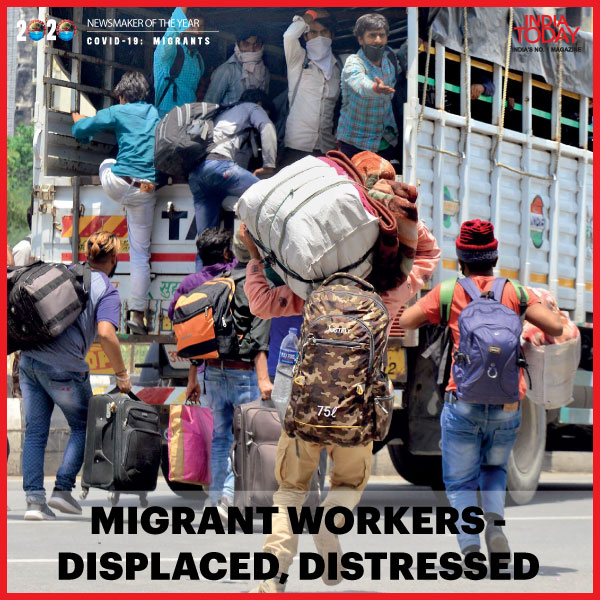 Click  to know how the pandemic hit the migrant workers the hardest and what do they need to make things better. #IndiaTodayMagazine #IndiaTodayInsights #Promo #CoronavirusPandemic