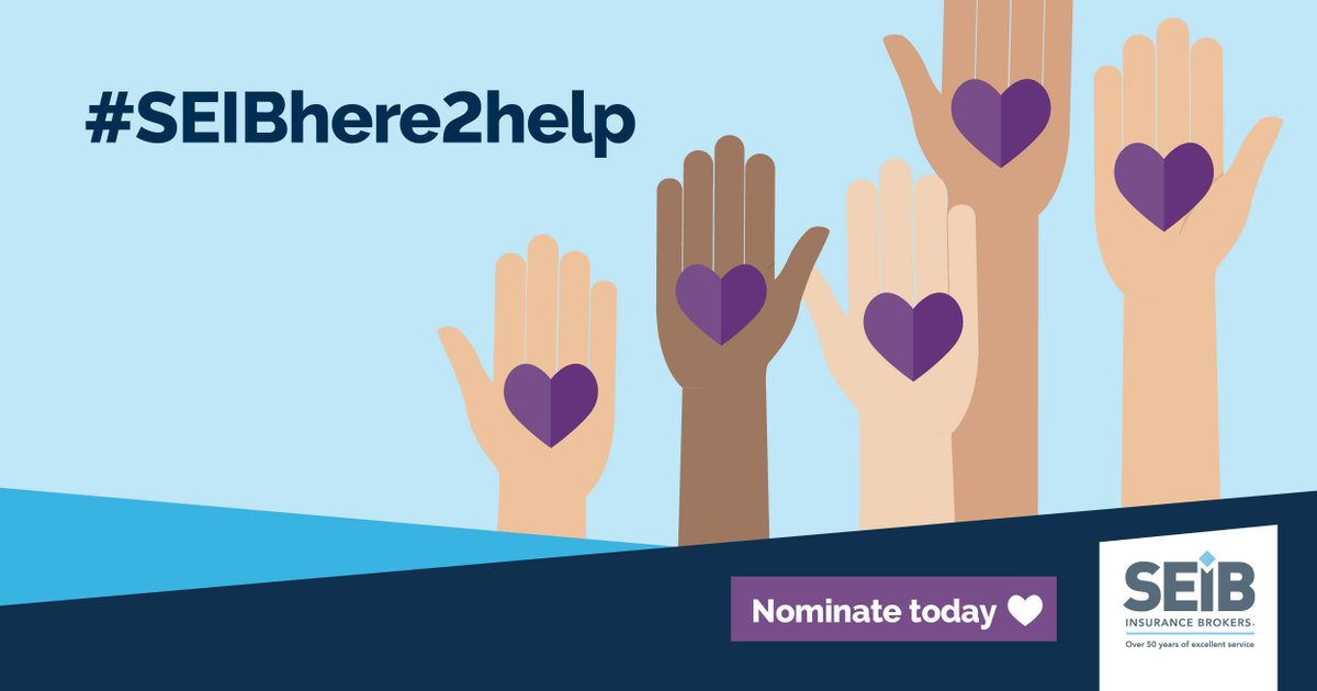 There's still time to vote for our chance to win the top prize of a £10,000 grant in the SEIB Insurance Brokers Charity Awards  Vote online at 👉  👈  Our charity number is 299679  Votes open until 12 Jan 2021  #TogetherForSands #SEIBHere2Help #ThankYou