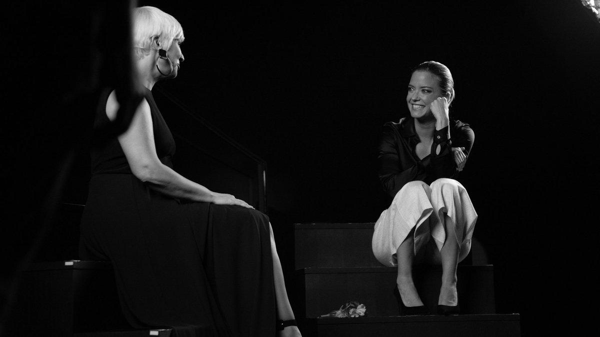 """""""Escena en Blanco & Negro"""" en @primevideoes con @pasionvega_oficial #BehindTheScenes #Málaga #Capítulo4 #🌟"""