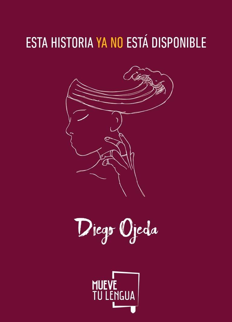 LIBRO - Esta Historia Ya No está Disponible : Diego Ojeda (2020) >>COMPRAR:   @diegoojeda85 @MueveTuLengua_ #poesia #poemas