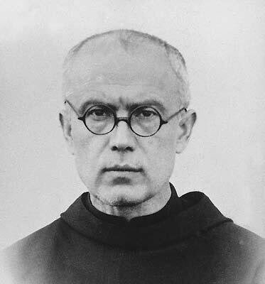 8 January 1894 | Fr. Maximilian Kolbe, OFM, was born in Zduńska Wola. As a prisoner of #Auschwitz on 29 July 1941, he sacrificed his life to save a person selected for starvation death after an escape of a prisoner. On 14 August 1941, he was murdered with a phenol injection.