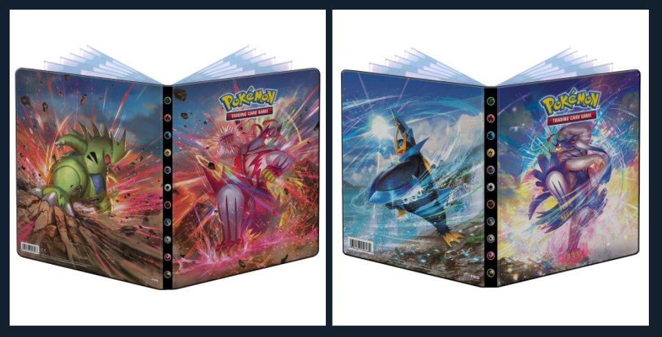 Ultra PRO Sword & Shield - Battle Styles Card Binders Revealed  Read more on PokeGuardian