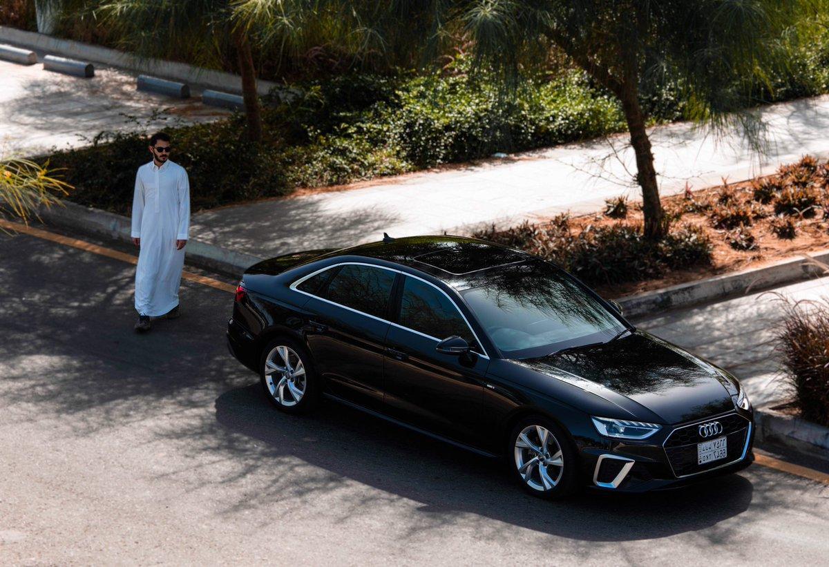 Enchanted at first sight  #Audisaudiarabia #Audi  #AudiA4 #A4  #Vehicles #Automotive #أودي  #أودي_السعودية  #سيارات