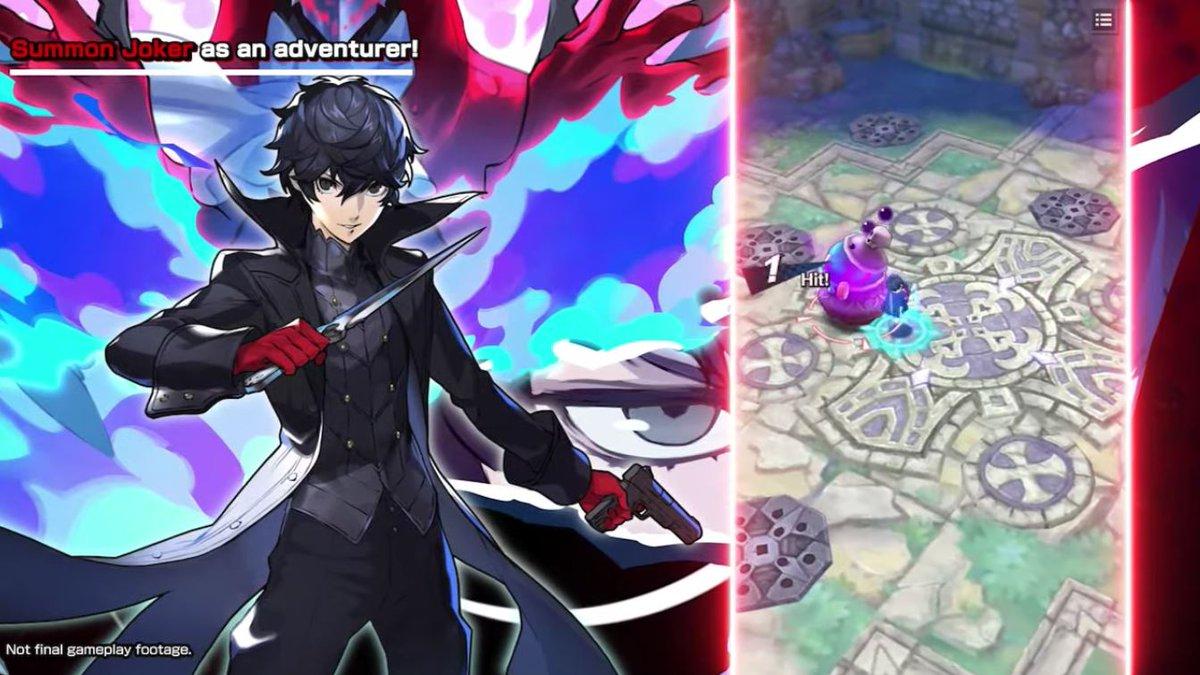 @Persona_Central's photo on Persona 5