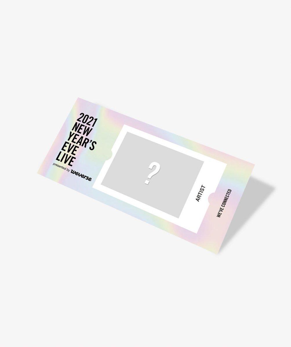 📌 ยังรับกด special ticket คอน NYEL อยู่นะคะ ⚠️ เลือกได้แค่ 1 ลายเท่านั้นนะคะ  💵 ราคา 150฿ รวมภาษีแล้ว 📮 ค่าส่งในไทย 30/50 ฿  ✅ ปิดรับ 10 ม.ค. นะคะ  💌 สนใจ DM ได้เลยค่า 🙏🏻😊  #WEVE_CONNECTED #2021NYEL #ตลาดนัดบังทัน #ตลาดนัดENHYPEN #ตลาดนัดบัดดี้ #ตลาดนัดTXT #แผงลอยเลิฟ