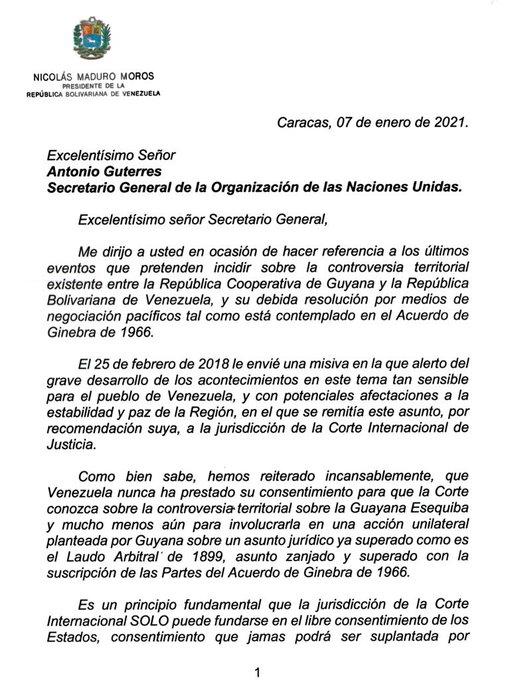EL ESEQUIBO ES NUESTRO - Página 8 ErN5fZ2WMAEg0zW?format=jpg&name=small