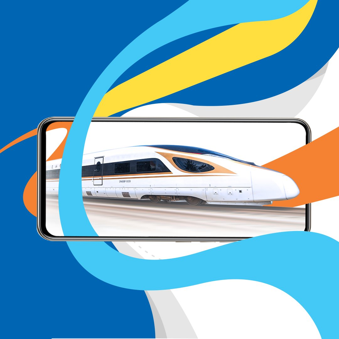 Dropping signal when you ride a high speed train is a big dread for any traveler. High Speed Train Mode is here to help you to stay connected: https://t.co/VHtfjhCahF https://t.co/slrqFy9PQ2