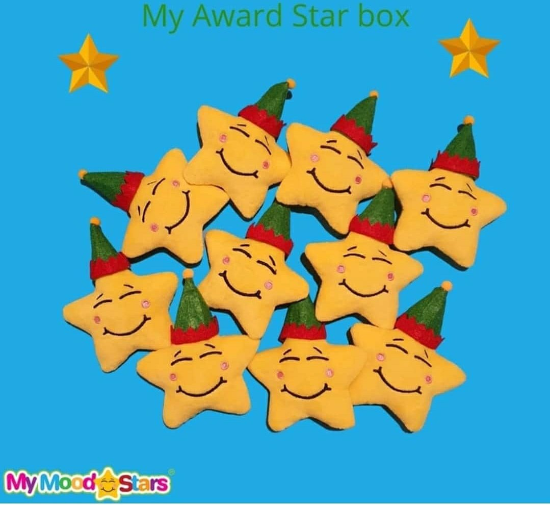 Who do you know deserves an award?  These little Award Stars are a little Thank you to anyone who has shown support, kindness, strength, and love through these challenging times ❤  Available in a box of 10 or individually.  #lockdownuk #COVID19 #ThankYou #MotherOfMoodStars