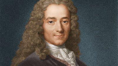 « Ceux qui peuvent vous faire croire à des absurdités, peuvent vous faire commettre des atrocités. » Voltaire