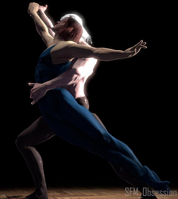 1 pic. Ballet AU~  #gerlion #geraskier https://t.co/NpxxzSkBuw