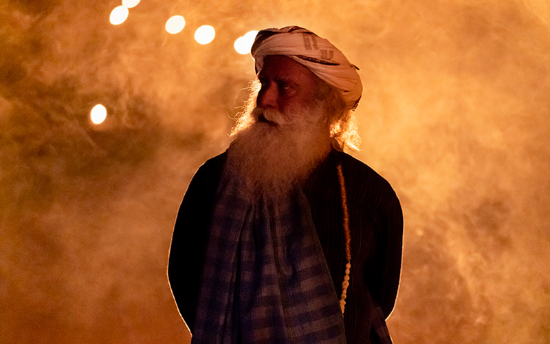 It is time to shed the burdens of the past year and come up fresh and alive. #SadhguruQuotes #Bhogi