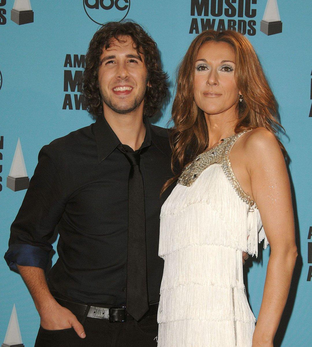 Celine Dion with Josh Groban  Céline Dion avec Josh Groban  #JoshGroban  #CelineDion #CélineDion @celinedion