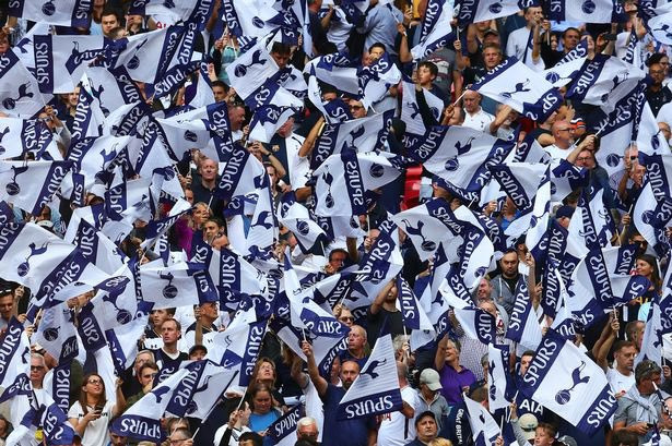 "Marine Chairman Paul Leary on Spurs fans helping out his club:  ""The response has been worldwide and especially from the hundreds of Tottenham Hotspur fans that have bought tickets. And what a great set of fans that football club have.""  #COYS #THFC"
