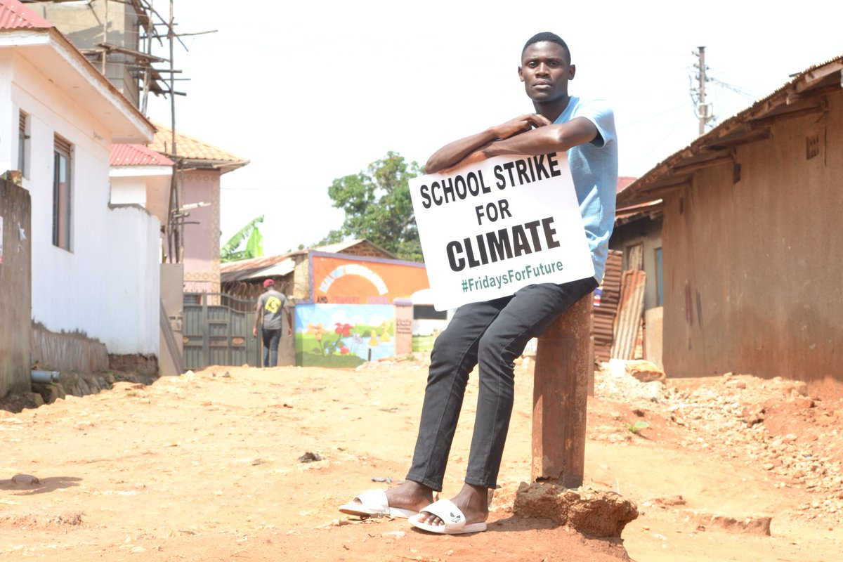 It's too hot here as you can see.  If people keep adding greenhouse gases into the atmosphere at the current rate,the average temperature around the world could increase by about 4 to 12°F by the year 2050. #FaceTheClimateEmergency  #schoolstrike4climate : Week 35 #ClimateAction