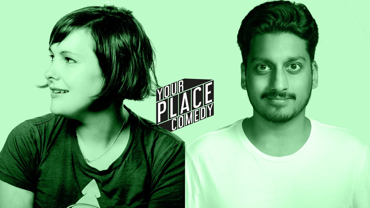 📺Thrilled to announce that were once again teaming up with 11 other local venues to present a new series of FREE #YourPlaceComedy lockdown live streamed shows, starting on 24 January with @JosieLong, @AhirShah & @timfitzhigham. 🔗bit.ly/YPComedy7