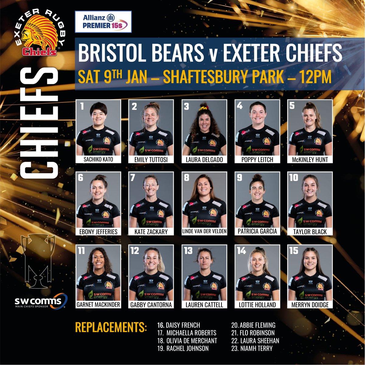 Exeter Chiefs @ExeterChiefs