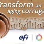 Image for the Tweet beginning: #EFIEscada closed loop #corrugatorcontrol systems