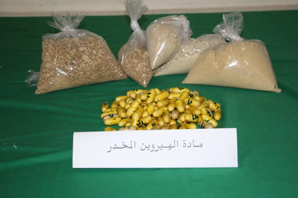 4 million tablets and 5 kilograms of heroin seized in the Riyadh and Eastern regions