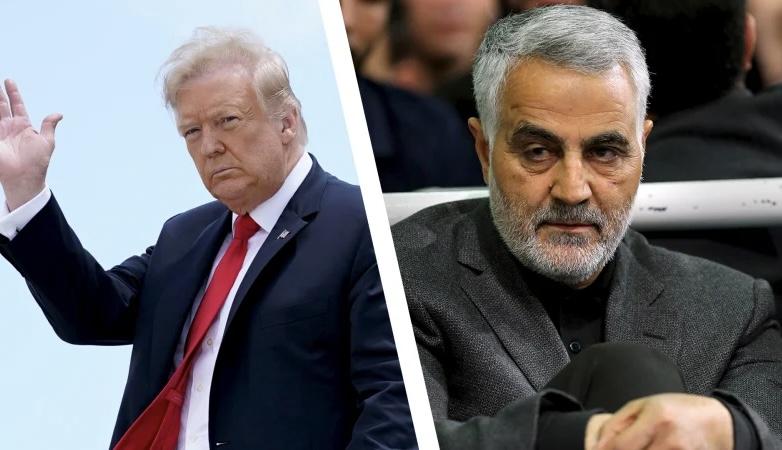 WORLD Iraqi judge issues arrest warrant for Donald Trump