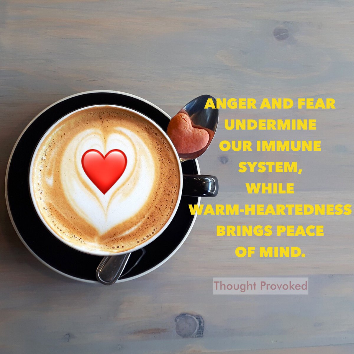 """Warm-heartedness brings peace of mind."" @thoughtprovoke4  @DrJDrooghaag @NevilleGaunt @JolaBurnett @treasadovander @AudreyDesisto @SDGS4GOOD @AmandaRay02 @letgolifeflows @DeborahKozich @LovemakersF @DonnaFins @Hame1DM2020 @AngelHealingArt @helensmomma #quotes #quote #FF #follow"