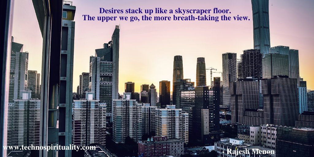 """Desire can be a good experience as it soars""  #desire #skyscraper #view #breathtaking #technospirituality #quote #quotes #hr #friday #fridaymotivation #fridayvibes #fridaymood"