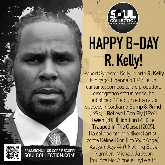 Happy B-Day R. Kelly