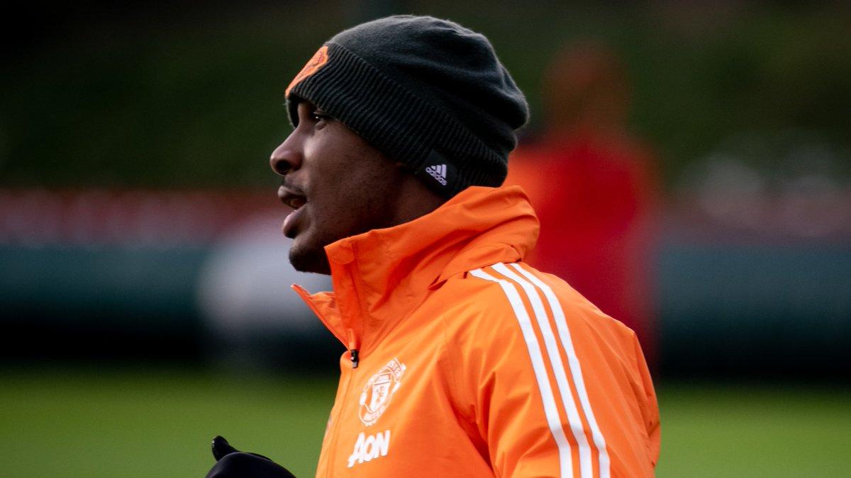 """""""It's special for Odion to be involved against Watford,"""" adds the boss.  """"He always works hard in training and he's not lost any of his sharpness or quality.""""  #MUFC #FACup"""