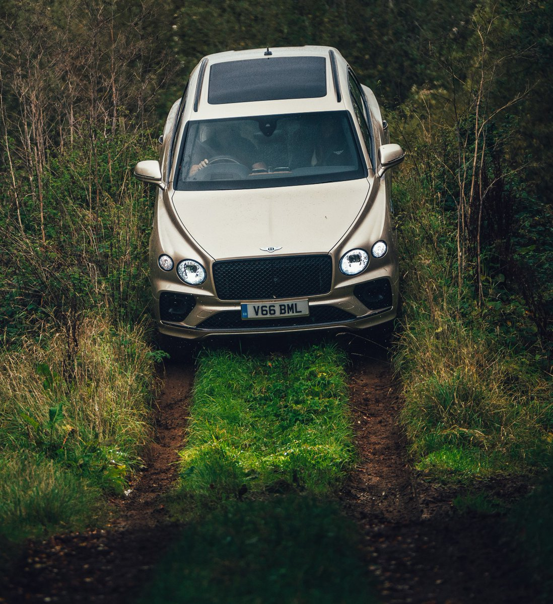 Officially official. The #NewBentayga has been recognised as 'Luxury SUV of the Year' by @4x4_mag in their annual awards sponsored by @BFGoodrichTires. Discover more: