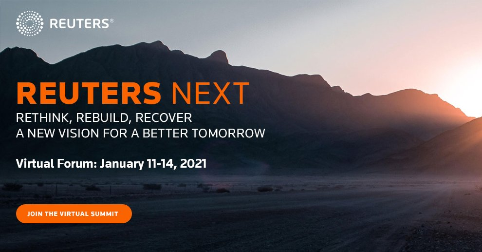 And that's a wrap! A massive thank you to all our incredible speakers for sharing their insights and shaping the future at #ReutersNext this week!   You can still access sessions on demand for a limited time so get online while you can! https://t.co/CWbQZxfnwC