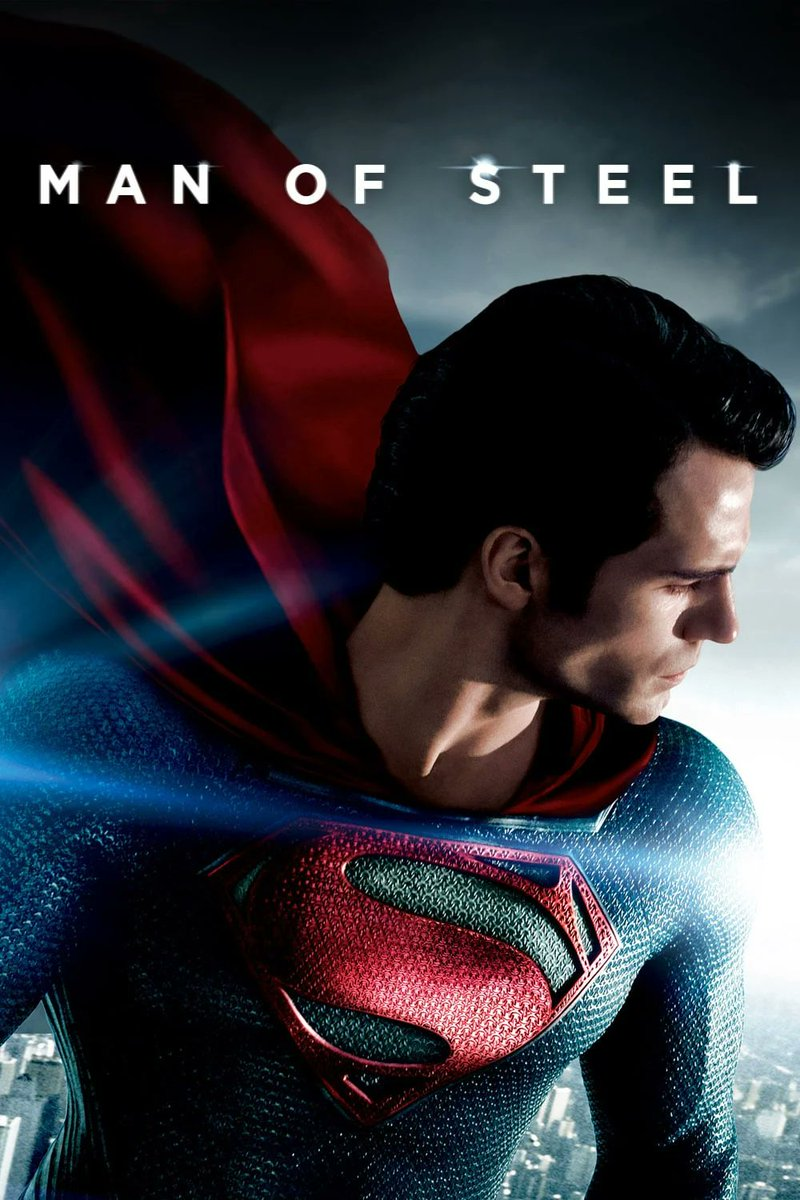 Replying to @KEVINTOMIRANDA: Retweet if you loved Man Of Steel