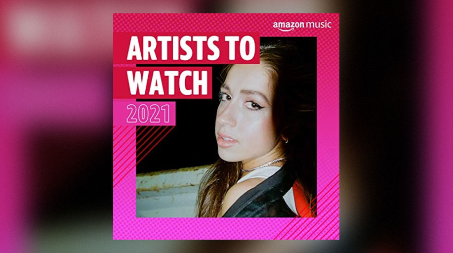 Who are the up-and-coming musicians prepared to make a mark on 2021? Press play on our Artist to Watch playlist, featuring songs from rising stars including @tatemcrae, @FousheeLive, @ShyCarter and more 🤩🎧: