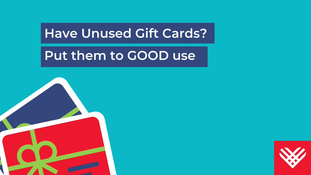 It's #NationalUseYourGiftCardDay. Did you know that $3.5 billion in gift cards goes unredeemed each year? Donate your gift card through @GiftCardBank. They aggregate gift cards for essentials + distribute them to families in need.