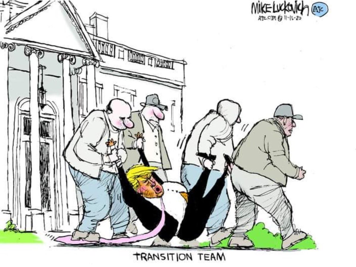 @BernieSanders His transition team