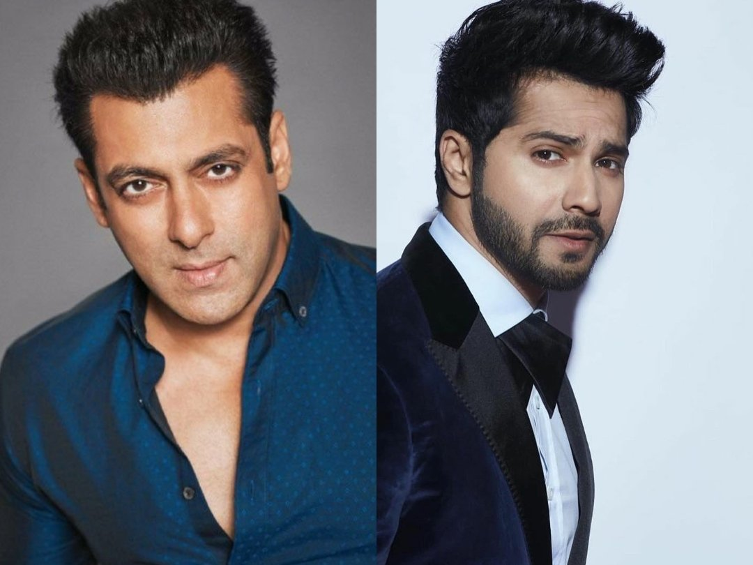 #VarunDhawan joins #SalmanKhan's #Antim. @Varun_dvn to feature in a song in the movie. A Ganpati track which will be shot during this weekend.