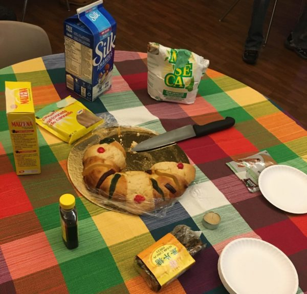 @CovenantHouseBC works hard to celebrate the cultural diversity of our youth.   Recently a young person staying in our Crisis Program who is originally from Mexico expressed wanting to celebrate El Dia de los Reyes, so that's what we did.