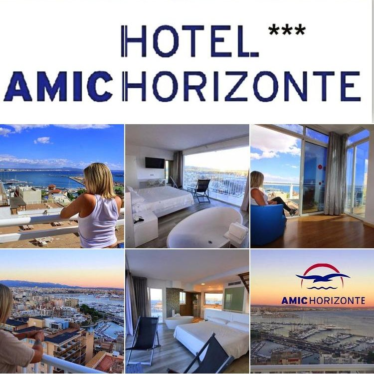 Hotel Amic Horizonte Palma De Mallorca On Twitter