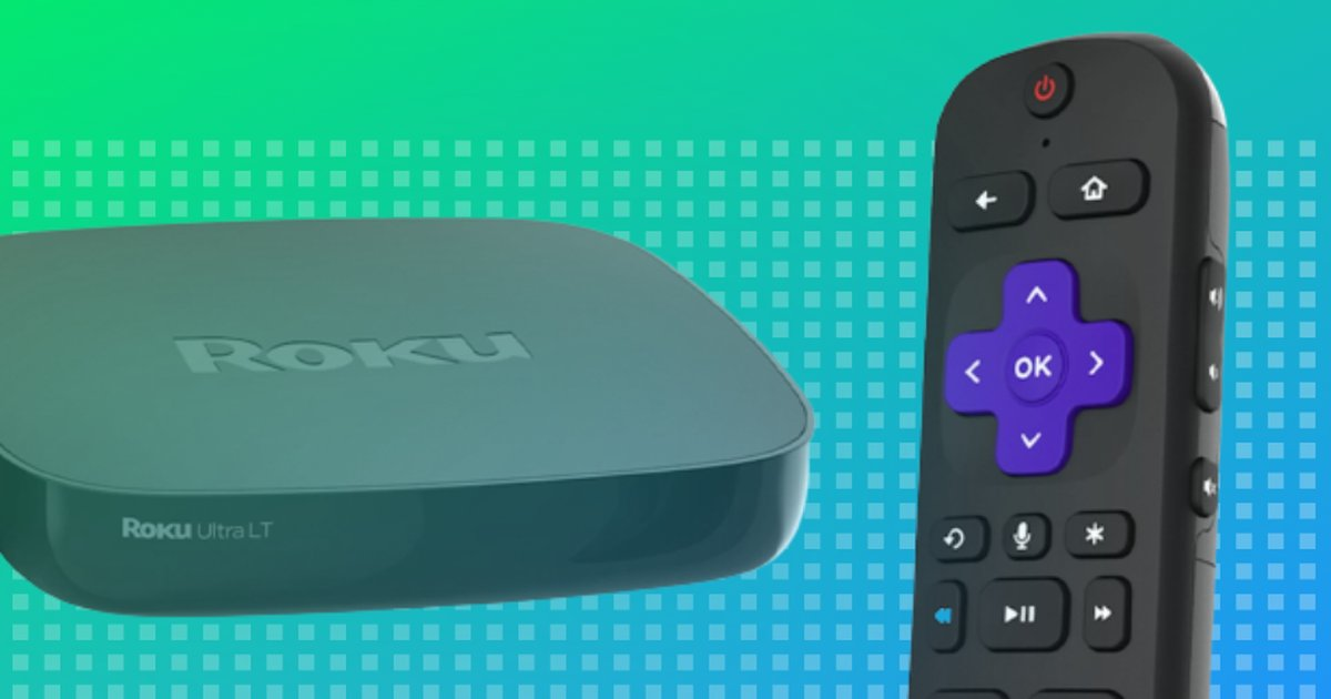 #Roku #MashableShopping This high-end Roku streaming box is back on sale at its Cyber Monday price: SAVE $20: Normally $79, the Walmart-exclusive Roku Ultra LT is on sale for just $59 as of Jan. 8 (a… https://t.co/lJWuiyNanS | https://t.co/9AaTTqXITl  | https://t.co/mfR4u1I3JG https://t.co/d5VByI4jOh