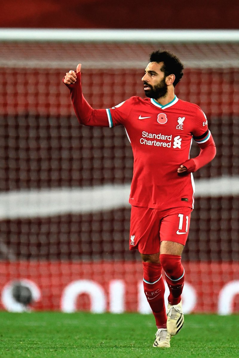 Mohamed Salah has been nominated for the Premier League Player of the Month award for December.  Vote here: