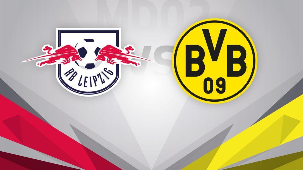 RB Leipzig vs Dortmund Highlights – DFB Pokal 2020/21
